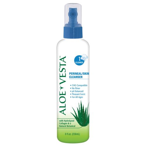 Aloe Vesta Convatec Aloe Vesta Perineal Skin Cleanser
