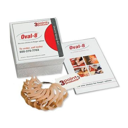 3 Point Products Oval-8 Sizing Set Model 717 0038