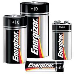 Cardinal Health Energizer Alkaline Battery
