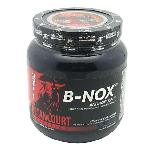 Betancourt Nutrition B-Nox - Blue Raspberry Model 171 584415 01