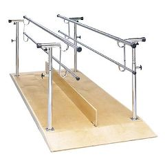 Bailey Manufacturing Divider Board For Platform Mounted Parallel Bars