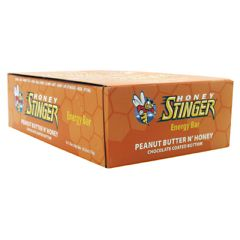 Honey Stinger Energy Bar - Peanut Butter & Honey