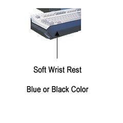 AliMed VersaTech Keyboard system - Soft Wrist Rest ONLY