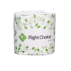 Right Choice™ 2-Ply Standard Bath Tissue Individually Wrapped