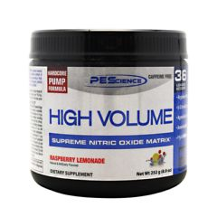 PEScience High Volume - Raspberry Lemonade