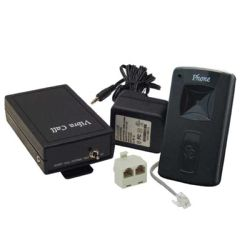 Silent Call Communications Silent Call Vibra-Call Receiver with Battery Charger & Phone Transmitter