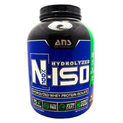N-ISO ANS Performance N-ISO 100% Hydrolyzed Whey Protein Isolate - Milk Chocolate