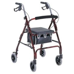 Merits Health Products 4 Wheel Rollator
