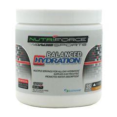 Nutriforce Sports Balanced Hydration - Orange