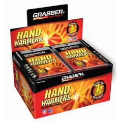 Grabber Hand Warmers 7+ Hour Instant Heat Pack
