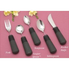 Good Grips Weighted Stainless Steel Utensils