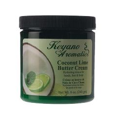 Keyano Aromatics Keyano Coconut Lime Butter Cream