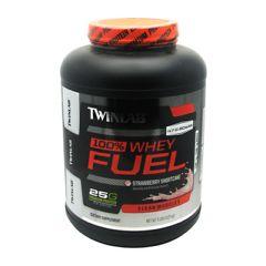 TwinLab 100% Whey Fuel - Strawberry Shortcake