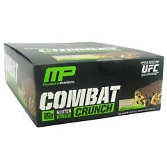 Hybrid Series Muscle Pharm Hybrid Series Combat Crunch - Chocolate Chip Cookie Dough