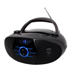 Spectra Am/Fm Stereo Cd With Bluetooth, Ambient