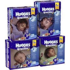 Huggies Overnite Diaper