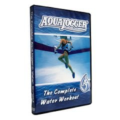 AquaJogger - The Complete Water Workout DVD