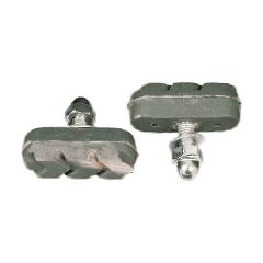 Drive Replacement Rear Brake Pads w/ Hardware Only