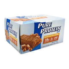 PURE PROTEIN Pure Protein Bar - Peanut Butter Caramel