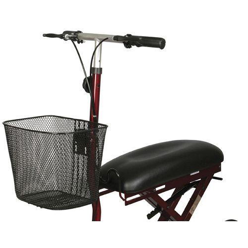 Weil Knee Walker Seat and Rail Kit.. Model 776 1120