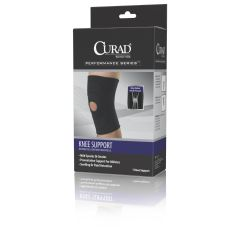 CURAD Open-Patella Knee Supports