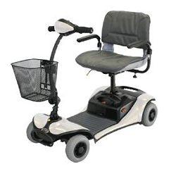 Shoprider Dasher 4 Wheel Travel Scooter
