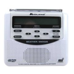Midland Weather Alert Radio