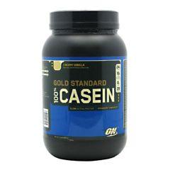 Gold Standard Optimum Nutrition Gold Standard 100% Casein - Creamy Vanilla