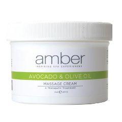 Amber Avocado & Olive Oil Massage Cream