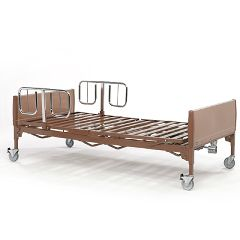 Invacare Bariatric Half-Length Bed Rail