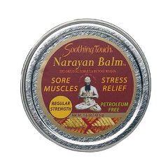 Soothing Touch Narayan Balm, Regular 1.5 Oz