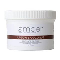 Amber Argan And Coconut Massage Cream