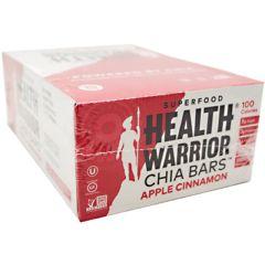 Health Warrior Chia Bar - Apple Cinnamon
