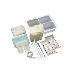 Cardinal Health Tracheostomy Care Set with Pre-Cut Gauze Dressing
