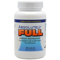 Absolute Nutrition Absolutely Full