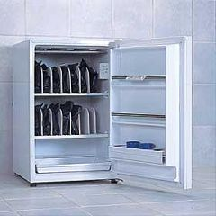 AliMed GlacierFreeze Glacier Pack Storage Freezer