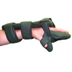 "Sammons Preston Foam Wrist/Hand Orthosis Small (to 3"") Left"