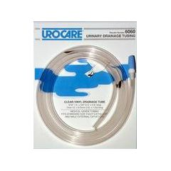 Urocare White-Rubber Drainage & Extension Tubing
