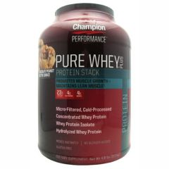 Champion Nutrition Pure Whey Plus - Chocolate Peanut Butter Cookie