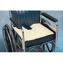 Coccyx Gel Wheelchair Seat Cushion - North Coast Medical