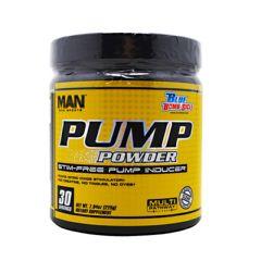 MAN Sports Pump Powder - Blue Bomb-Sicle