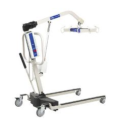 Invacare Reliant 600 Heavy-Duty Power Lift with Manual Low Base