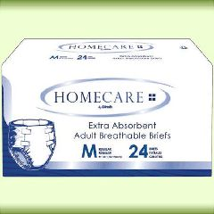 Attends Homecare Adult Breathable Briefs