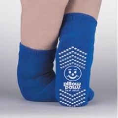 Pillow Paws Bariatric Single-Imprint Slipper Socks