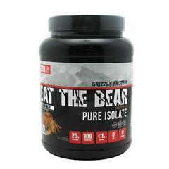 Eat The Bear Grizzly Pure Isolate - Cinnamon Bun