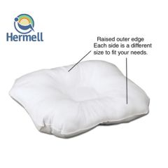 "Hermell Softeze Allergy Free Orthopedic Pillow - 25"" x 19"""