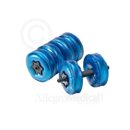 AquaBells Dumbbells - AquaBells Travel Weights Model 847 0258