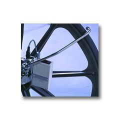 SAFE-T-MATE Anti-Rollback Wheelchair System and Optional Alarm