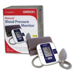 Omron (Marshall) Omron Manual Blood Pressure Monitor