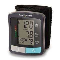 HealthSmart® Standard Series Universal Wrist Digital Blood Pressure Monitor